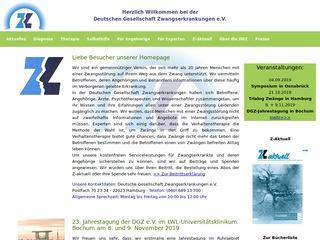 Deutschen Gesellschaft Zwangserkrankungen e.V.